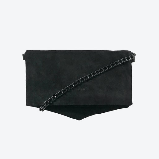 ND Folded Bag #10 - 3-in-1 Suede Bag