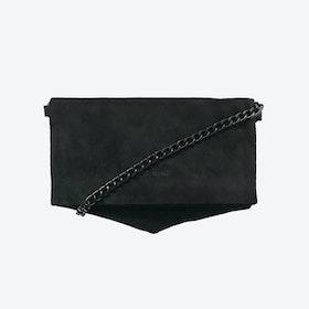 ND Folded Bag #10 - 3-in-1 Suede Bag