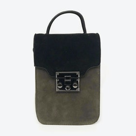 Antony Black Olive 5 - Crossbody Bag