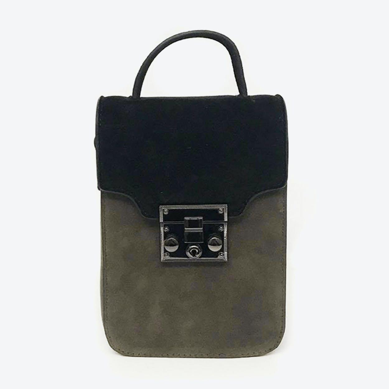 Antony Black Olive 5 - Crossbody Bag