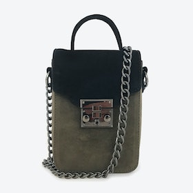 Antony Black Olive 4 - Crossbody Bag