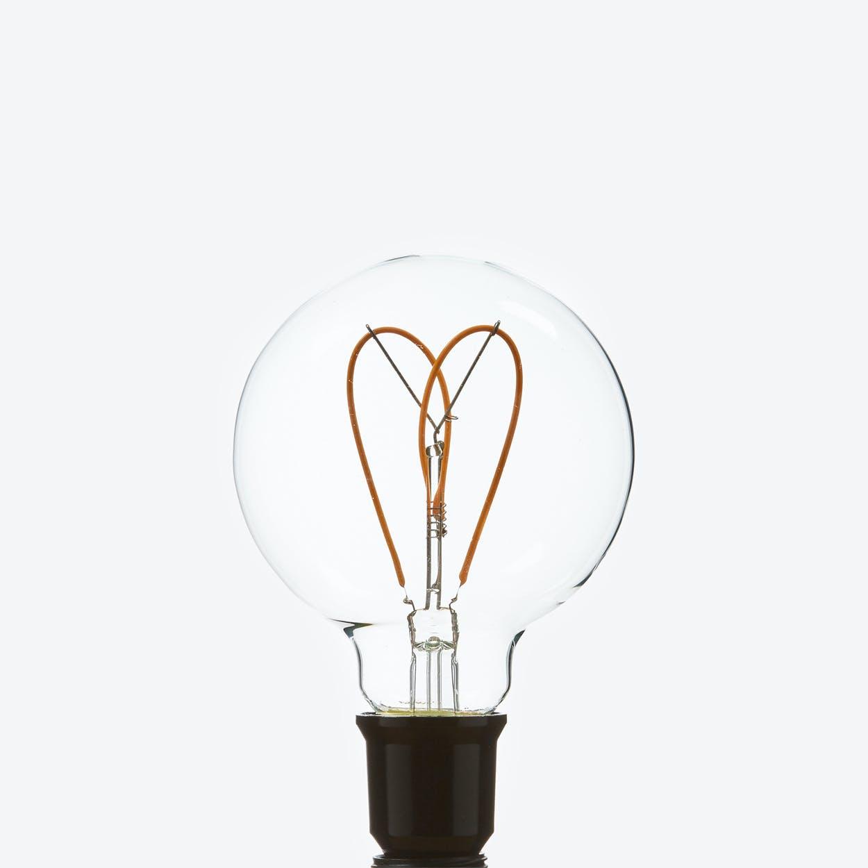 Miranda LED Filament Light Bulb
