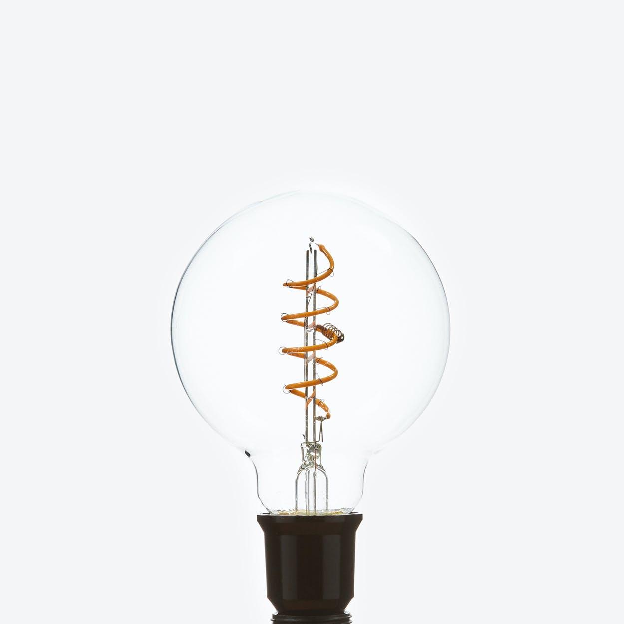 Luna LED Filament Light Bulb