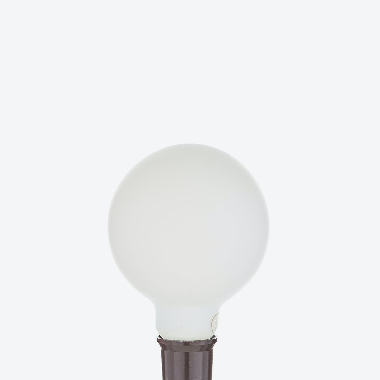 Lucina LED Filament Light Bulb in Frosted Glass