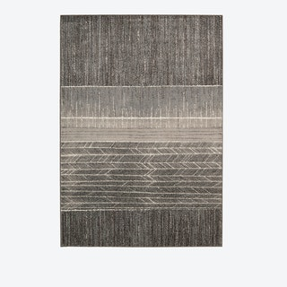 GRADIENT Rug in Basalt