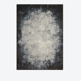 MAXELL Rug in Ivory & Grey