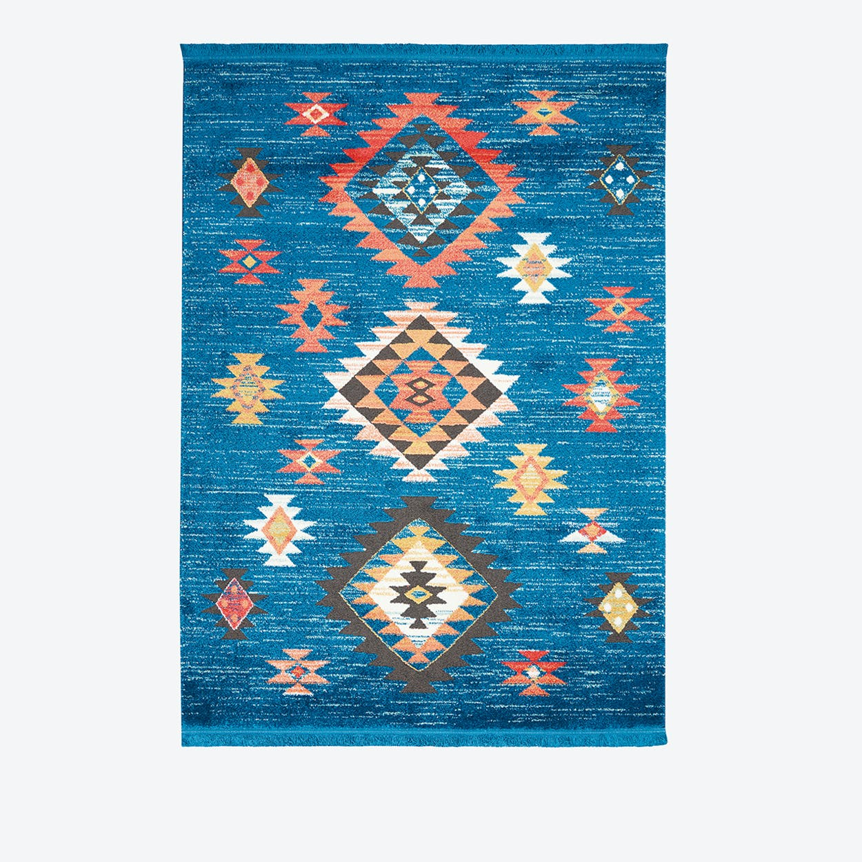 NAVAJO 07 Rug in Blue
