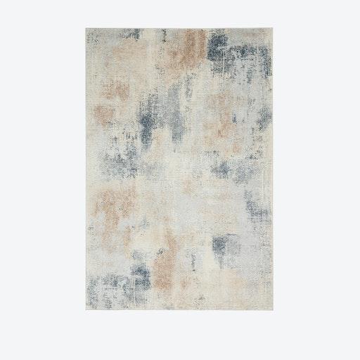 Rustic Textures Beige/Grey Rug
