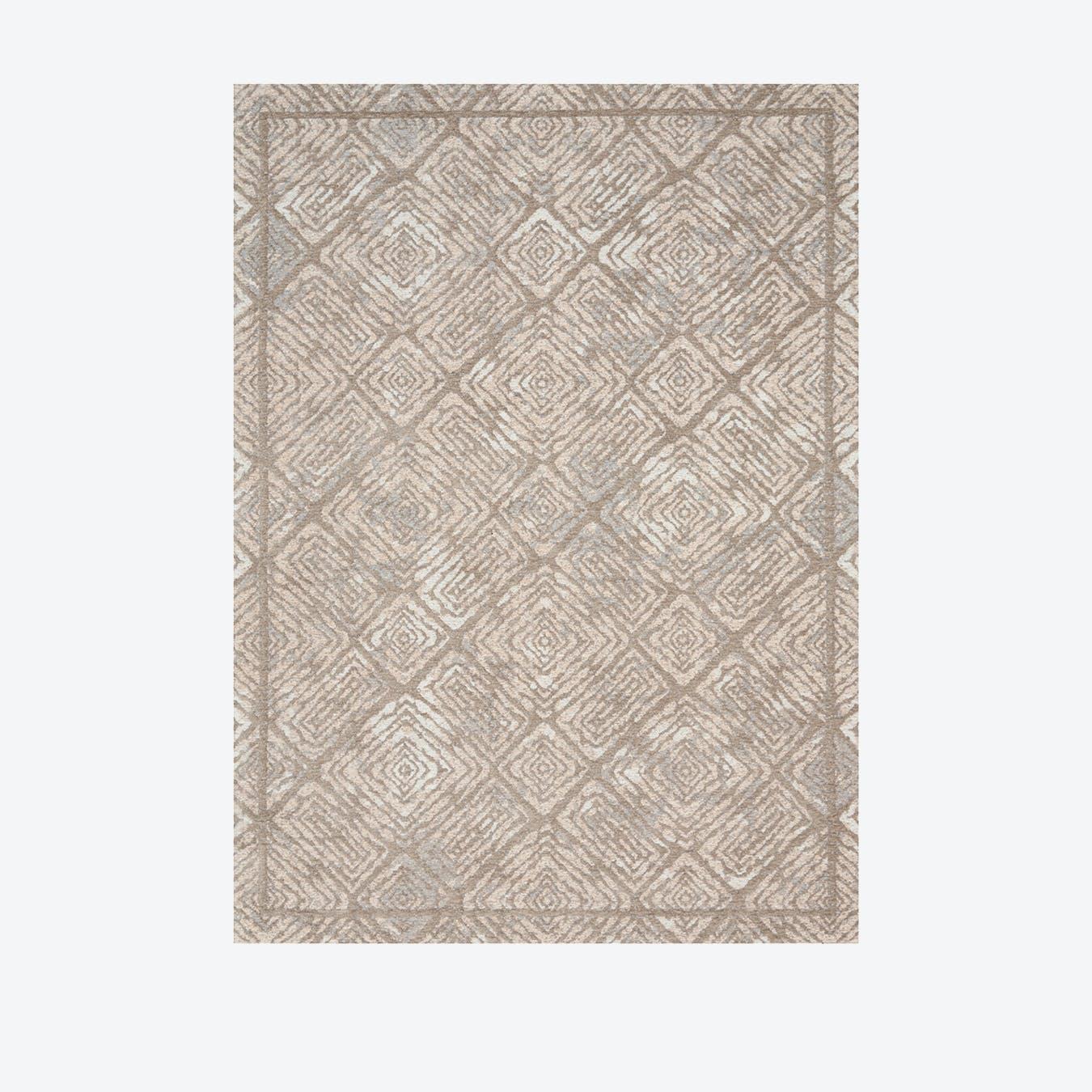 Organic Modern Fossil Rug