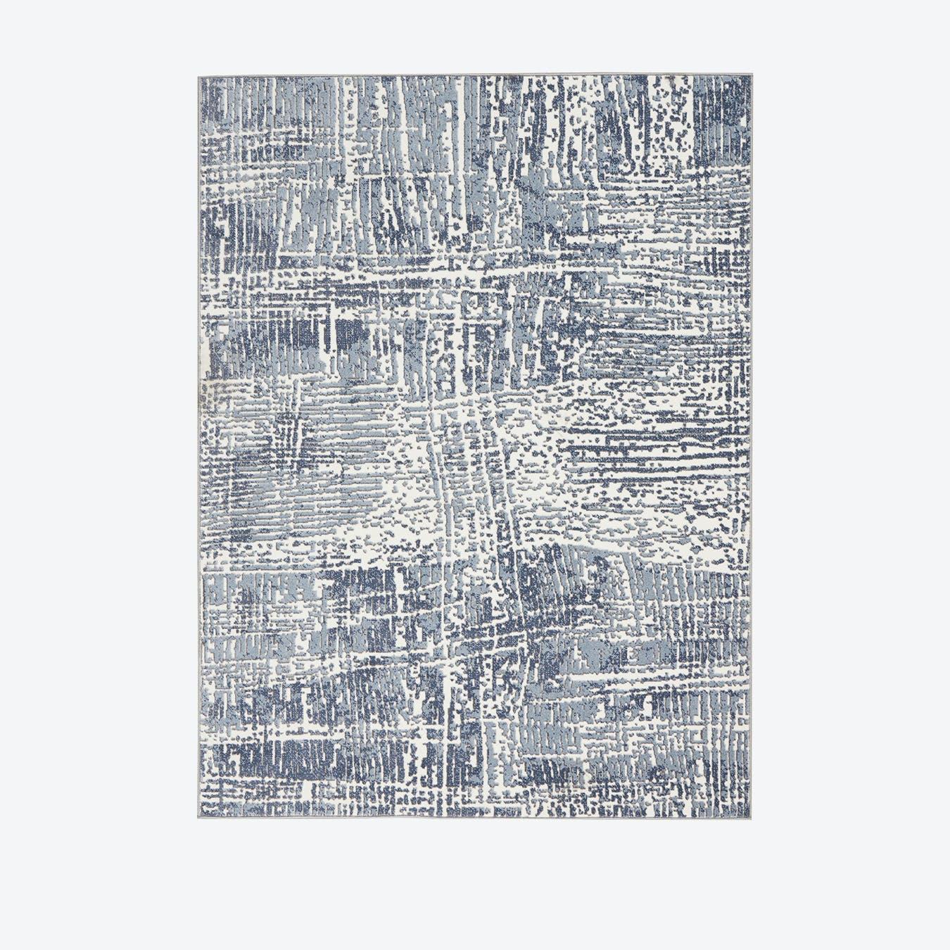 Urban Decor Slate/Ivory Rug