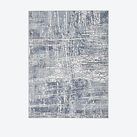 Urban Decor Slate/Ivory Rug
