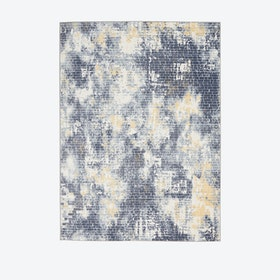 Urban Decor Ivory/Sky Rug