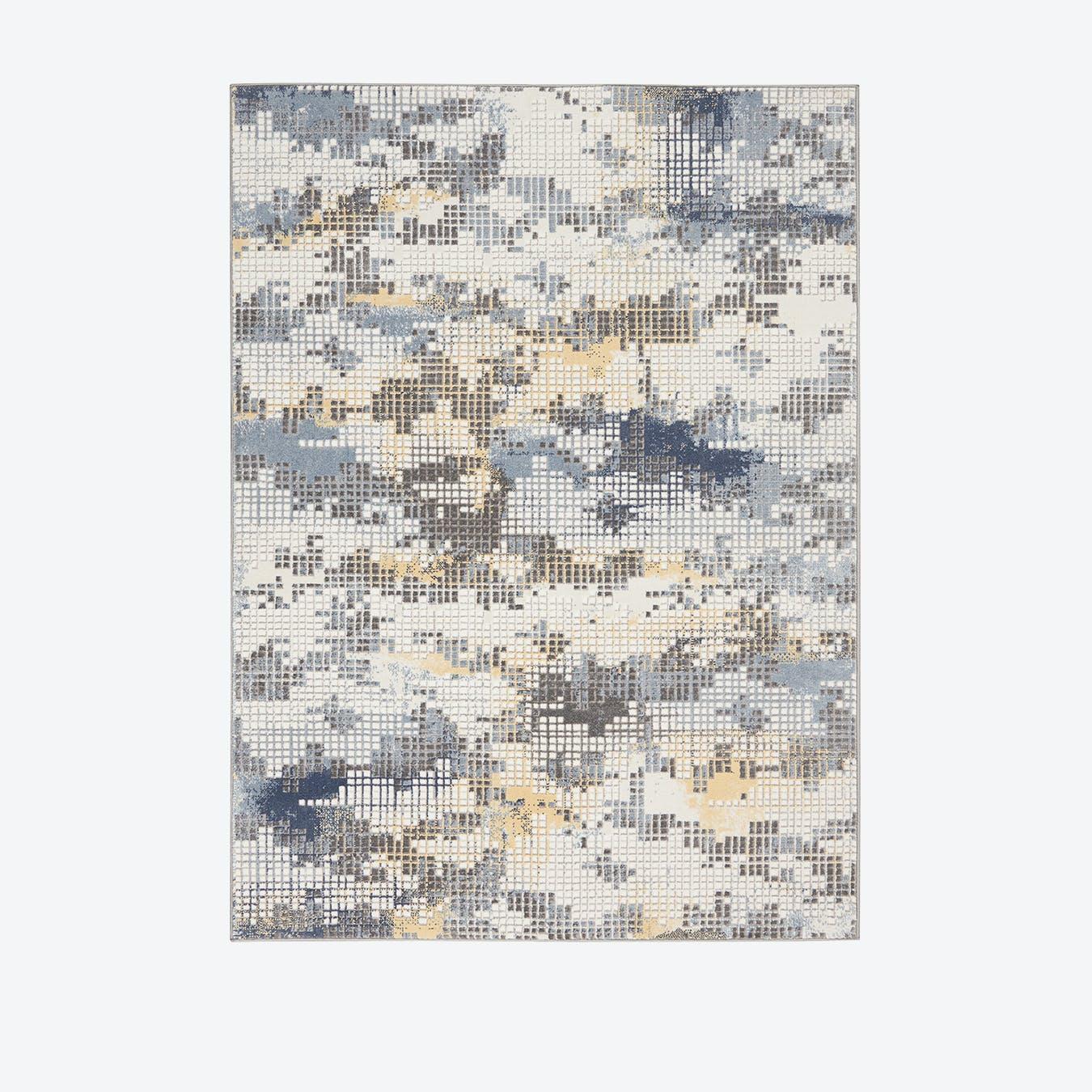 Urban Decor Grey/Ivory Rug