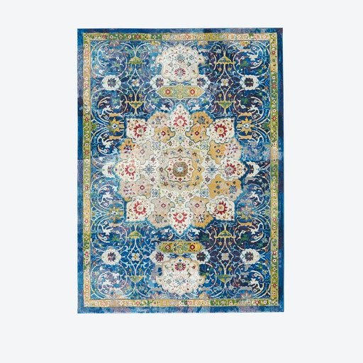 Ankara Global Blue Rug