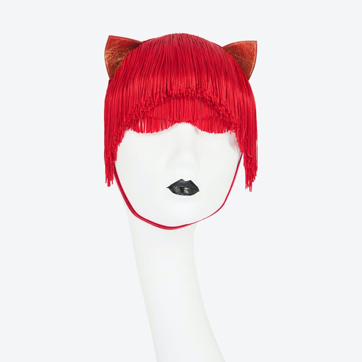 Rouge Kitten Mask