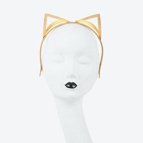 Champagne 18K Headband