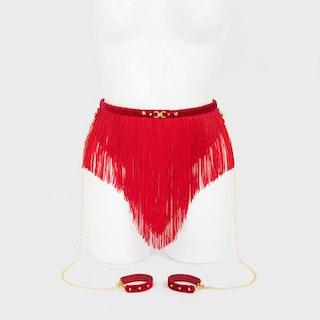 Rouge Skirt