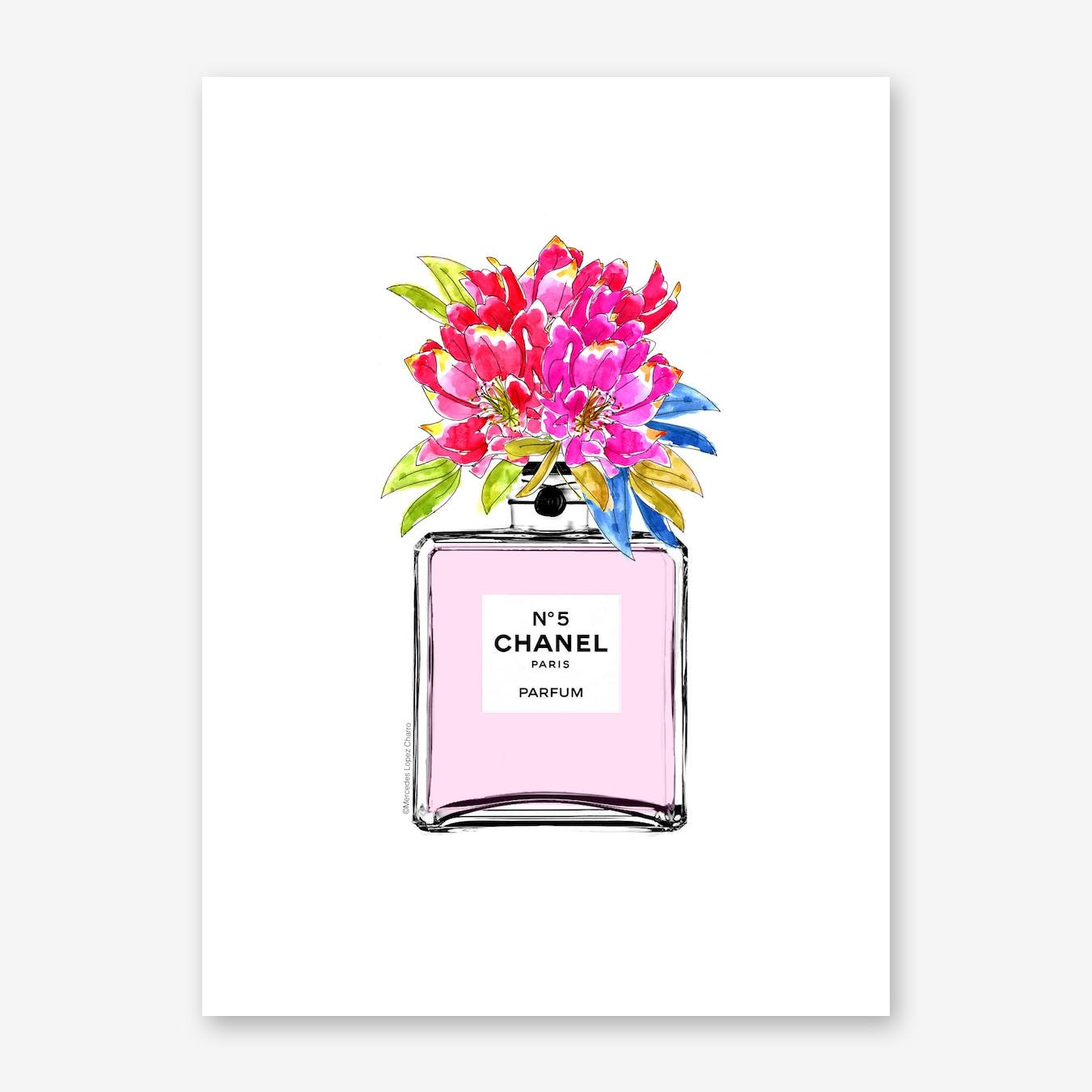 Chanel Pastel