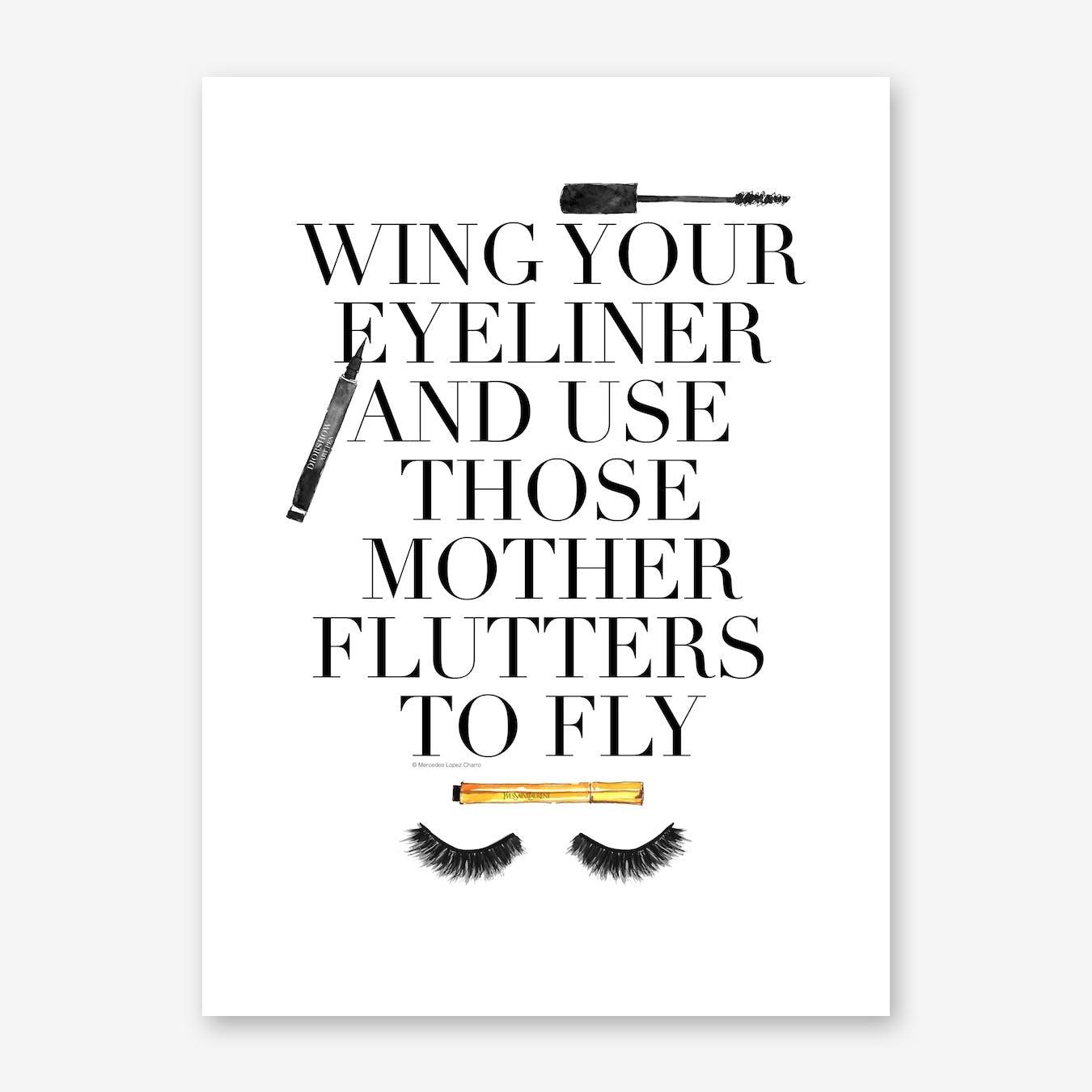 Mother Flutters