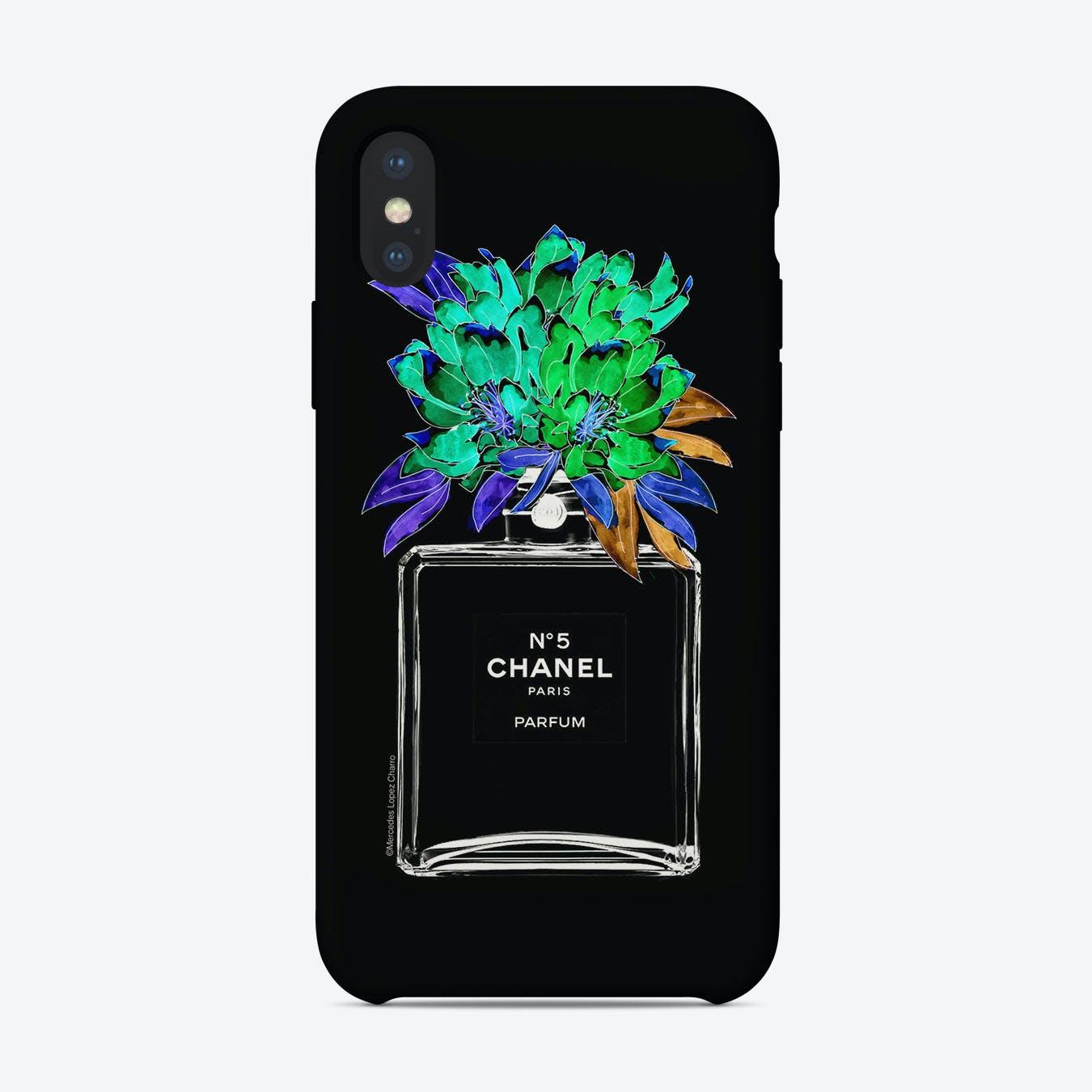 Chanel Exotic Invert iPhone Case