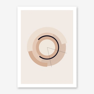 Dial 01 Art Print
