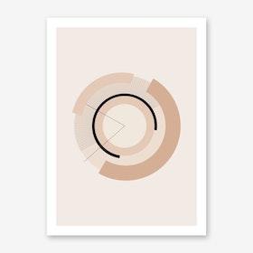Dial 02 Art Print