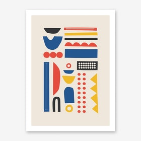 Way Art Print
