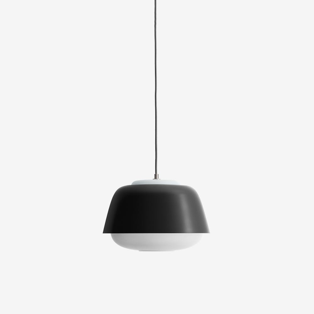 Yoko Pendant Light in Black Semi-Matte