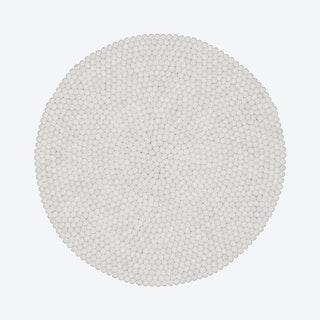 Linéa-Felt Ball Rug