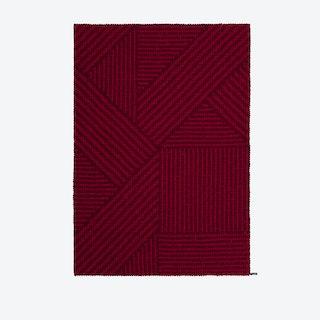 Weave-Felt Ball Rug (160x230 cm)