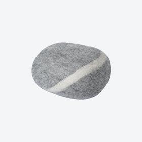 Carl Felt S Stone in Grey