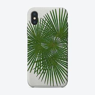 Fan Palm iPhone Case