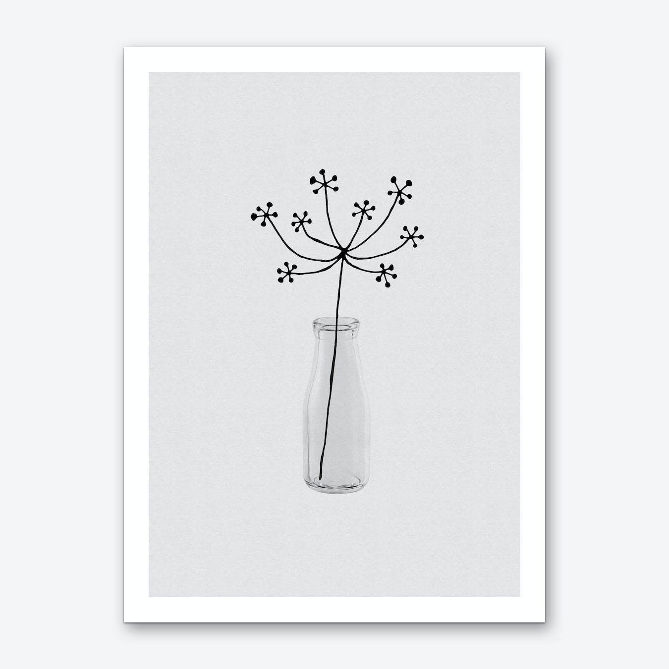 Flower Still LIfe II Art Print