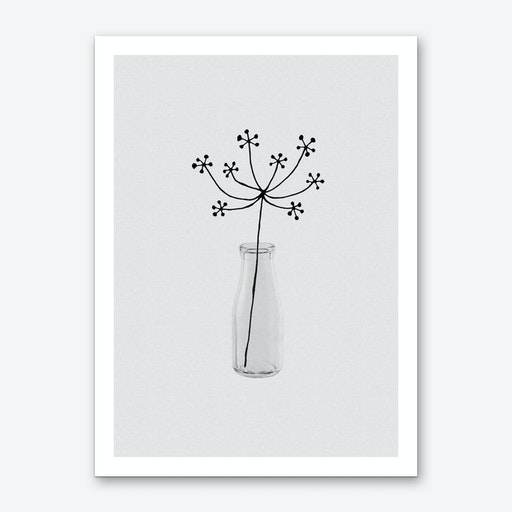 Flower Still LIfe II Art Print