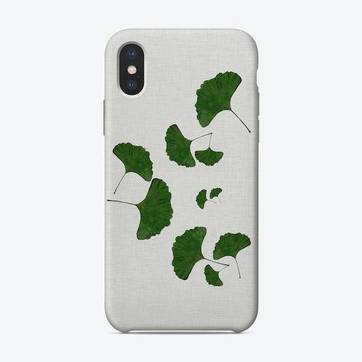 Ginkgo Leaf I iPhone Case