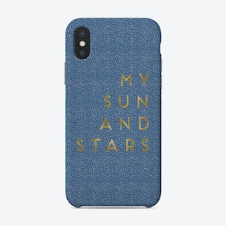 My Sun And Stars Phone Case