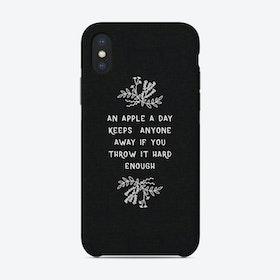An Apple A Day Phone Case