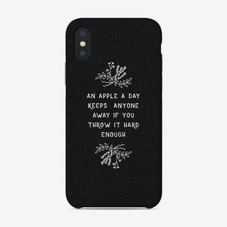 An Apple A Day Phone Case