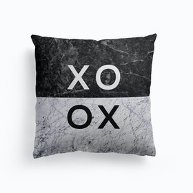 Xo Bandw Cushion