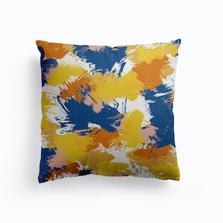 Colourful Abstract I Cushion