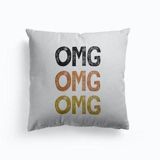 Omg Omg Omg Cushion