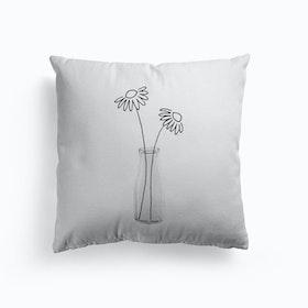 Flower Still Life Iii Cushion