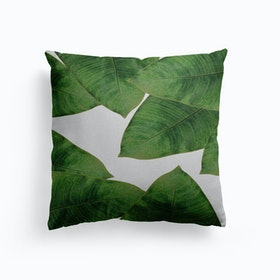 Banana Leaf Ii Cushion