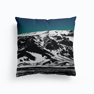 Iceland Mountains I Cushion