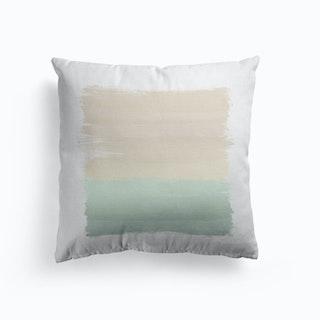 Pastel Abstract Cushion
