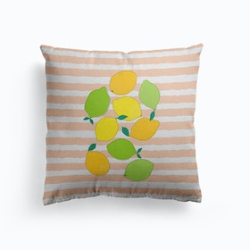 Citrus Crowd Cushion