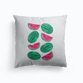 Watermelon Crowd Cushion