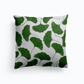 Ginkgo Leaf Ii Cushion