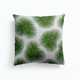 Fan Palm Cushion