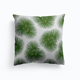 Fan Palm Cushion
